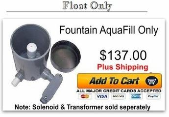 Fountain Water Level Controller